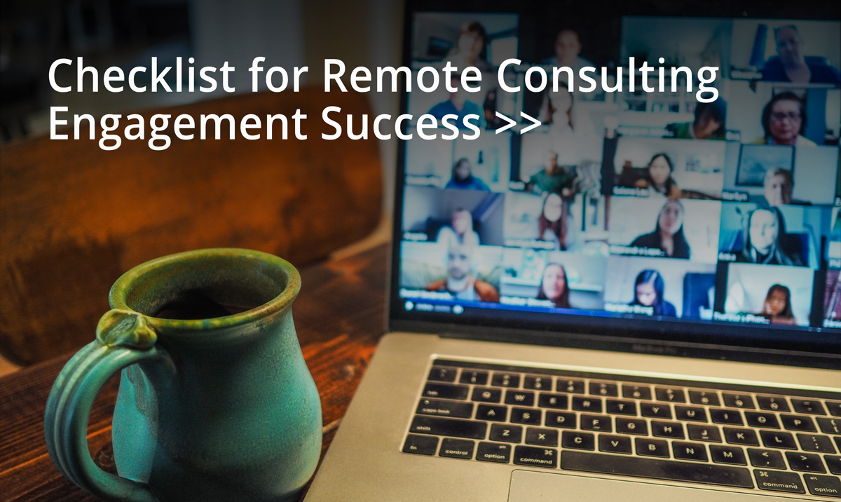 Remote Consulting Engagement Success Checklist